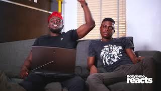 Reacts to Nigerian snake that swallows money ft comedianebiye