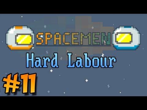 Spacemen #11 - Hard Labour