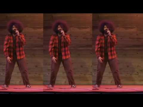 Reggie Watts (2009) - Nobody Needs a Whole Croissant
