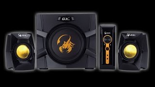 GX Gaming SW-G2.1 3000 Review