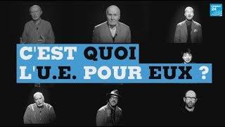 Inna Modja, Bilal Hassani, Leïla Slimani... L'Union européenne, c'est quoi pour eux ?