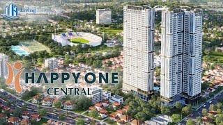 Flycam cập nhật tiến độ Tháng 11/2020 - Dự án Happy One Central   Living Homes