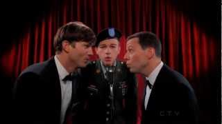 Two and a Half Men Season 10 Intro! (Army Jake)