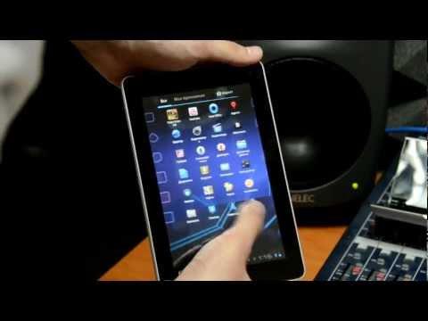 Обзор Huawei MediaPad 7 - оптимальный Android планшет