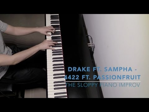 Drake Ft. Sampha - 4422 Passionfruit | Piano Improv