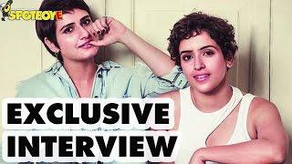 Exclusive Interview of Fatima Sana Shaikh & Sanya Malhotra for Dangal | SpotboyE