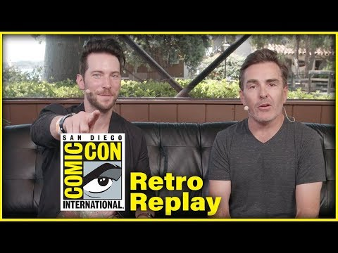 Retro Replay W Nolan North, Troy Baker, & Michael Rooker