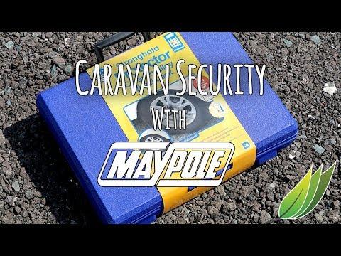 Caravan security with MayPole