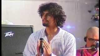 Sonu Nigam (Live Performance) - Sai Naath Tere Hazaaron Haath