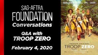 Conversations with TROOP ZERO