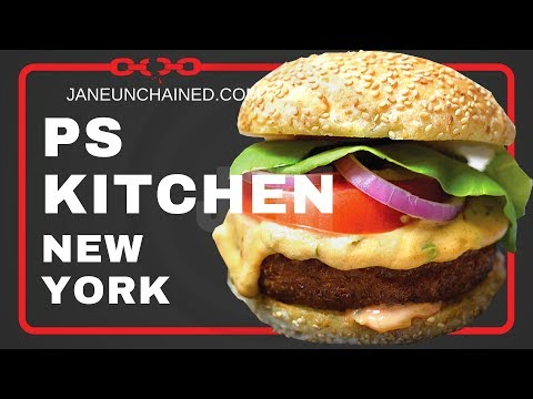 "JVM #RESTAURANTS - ""PS Kitchen Is New Manhattan Vegan Hot Spot"""