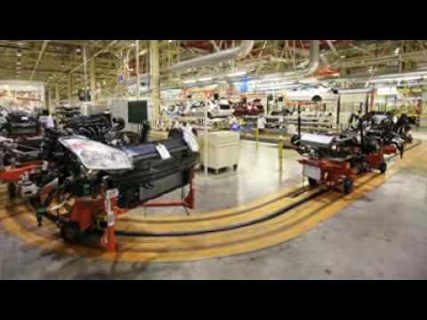 Ford's Joint Venture assembly plant in Brazil