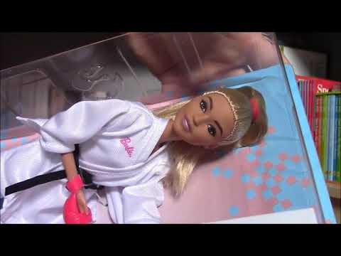 Barbie Tokyo Olympics Dolls - Adult Toy Collector's Review