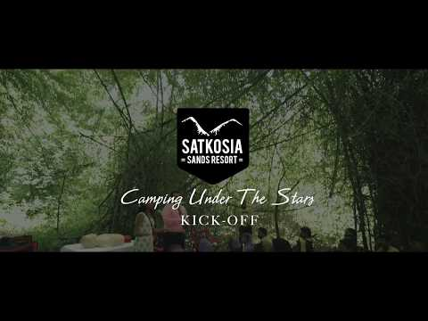 Camping Under The Stars - Kick Off !