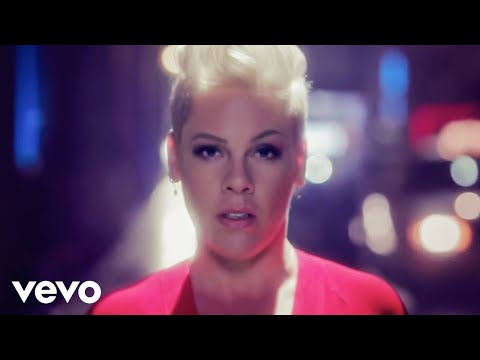 Teri Ann - Pink Is Vision In Red In Her New 'Walk Me Home' Video! See It Here!