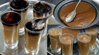No- Chinagrass Gelatin Pudding/എല്ലാ വർക്കും എളുപ്പത്തിൽ ഉണ്ടാക്കാം ഒരു നല്ല pudding/ Dates pudding