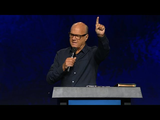 God's Call. . .Man's Excuses (With Greg Laurie)