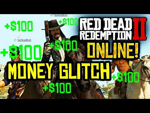 red dead online money glitch