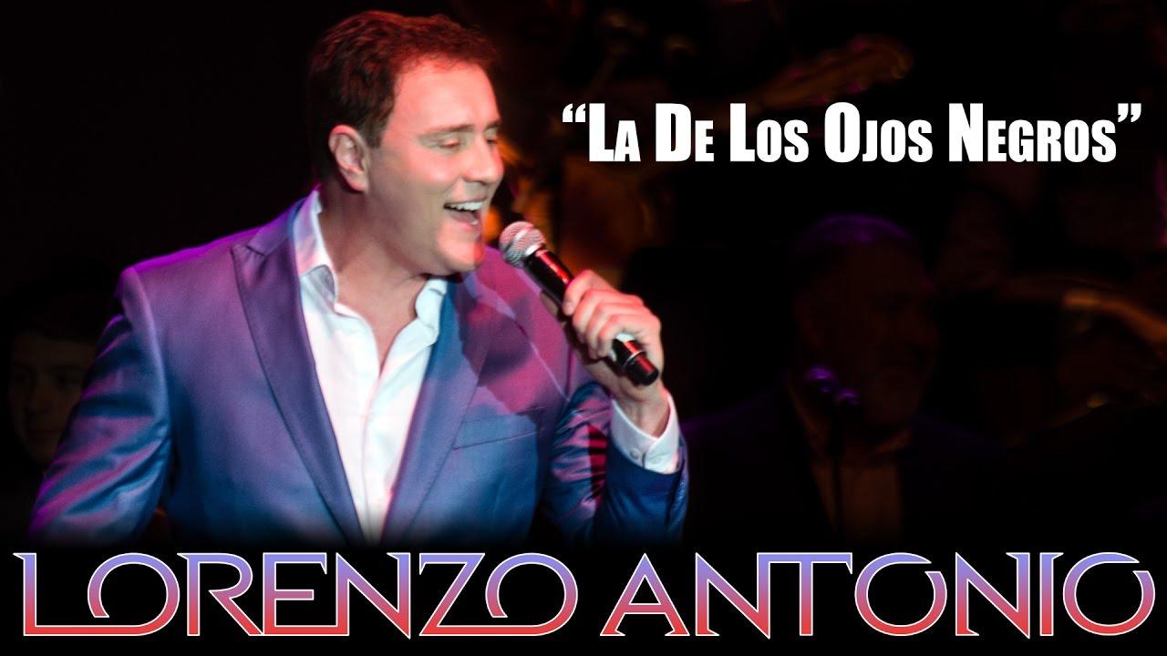 """Download Lorenzo Antonio - """"La De Los Ojos Negros"""" (en vivo)"""