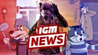 IGM News: ожившая DayZ и Hotline Простоквашино