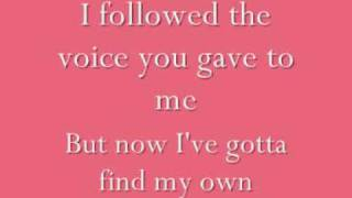 Repeat youtube video Beyonce - Listen Lyrics