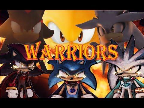 Sonic Shadow And Silver Warriors [AMV] [Lyrics]