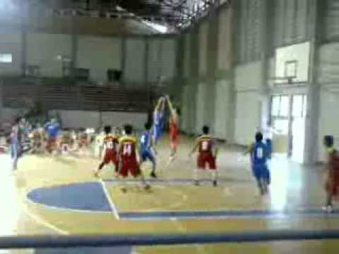 laos basketball