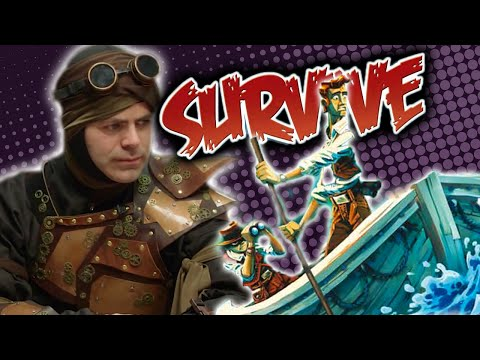 Survive - With Friends! - Table Flip