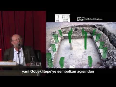 Gobeklitepe Symposium 2nd Lecturer - Mr.Klaus Schmidt