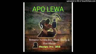 Apo Lewa - Romanz Nemba feat. Black Sheep & Wee Blazor @ Medge Pro. 2018-mc