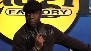 Trixx - Black People Don't Camp (Stand Up Comedy)