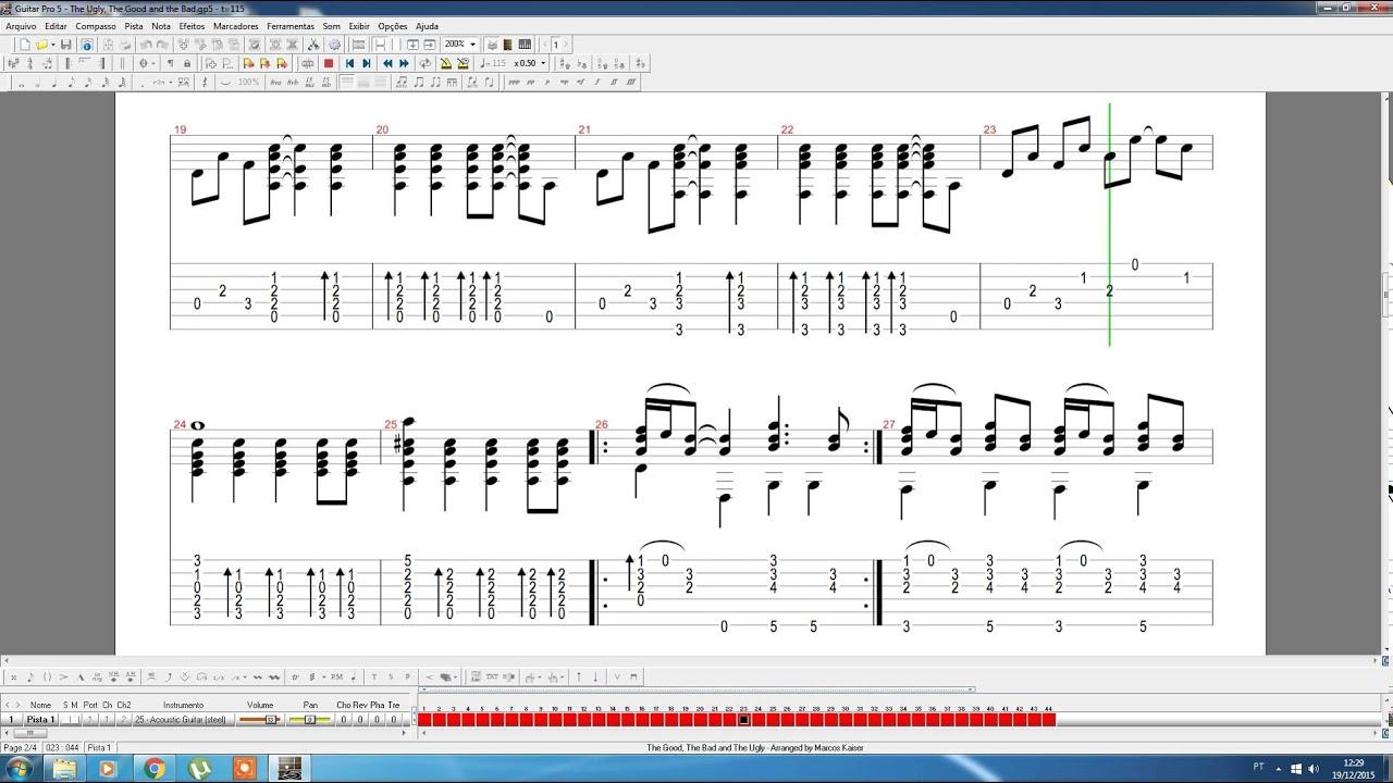 11 theme tabs guitar