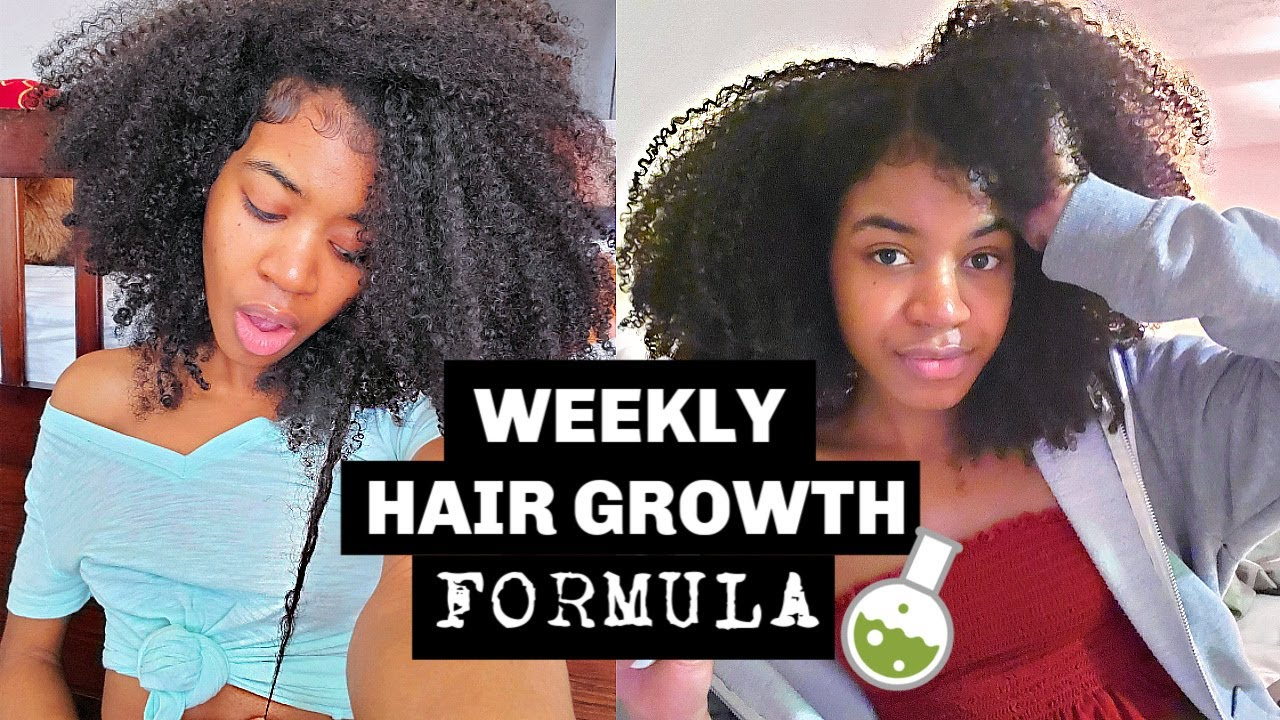 Let S Create Your Weekly Hair Care Routine Then Watch How Long Healthy Your Natural Hair Gets Youtube