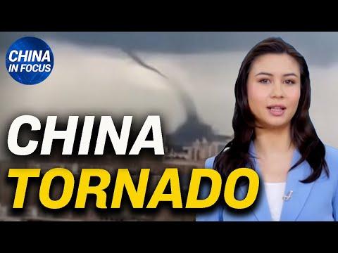 Unusual weather phenomena plague China; FBI: 2,000+ investigations tied to Chinese regime