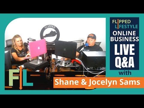 LIVE Q&A w/ S&J (Flip Your Life OPEN HOUSE!)