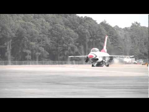 United States Air Force Thunderbirds to headline Myrtle Beach air show