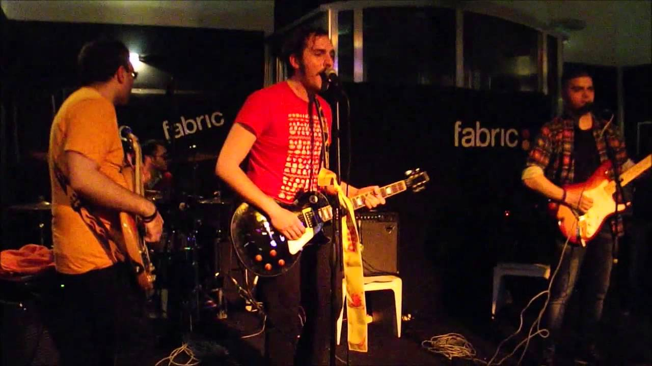 B-Side Funk! - Uptown Funk [Mark Ronson ft. Bruno Mars COVER] (live @ Fabric 16/04/2015)