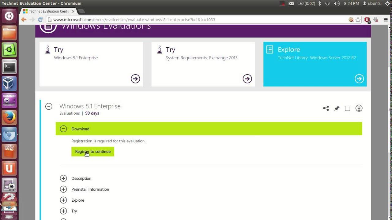 download windows server 2012 trial version