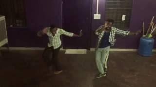 Vondha Speedulo Song Practise from EPC @ JDA