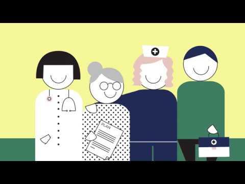PalliSupport: Transmurale zorg voor ouderen