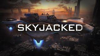 ألق نظرة على خريطة Skyjacked القادمة للعبة Call of Duty: Black Ops 3