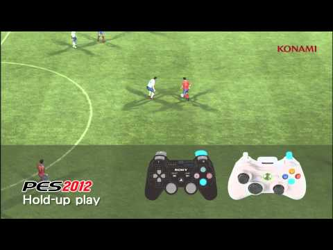 Official: PES 2012  Hold-up play HD video game trailer - PC PS3 X360 PS2 Wii