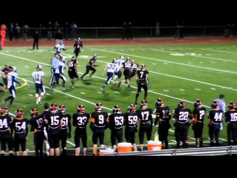 SPENCER HILL #44  FB/ILB/DT/DE