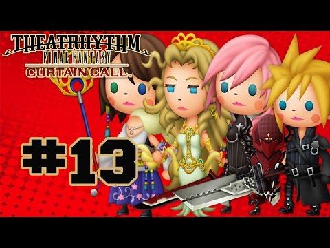 Theatrhythm Final Fantasy: Curtain Call - Walkthrough Part 13 Music Stage - Final Fantasy XII