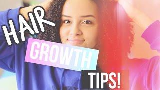 HAIR GROWTH TIPS FOR CURLY HAIR | ERIN NICOLE