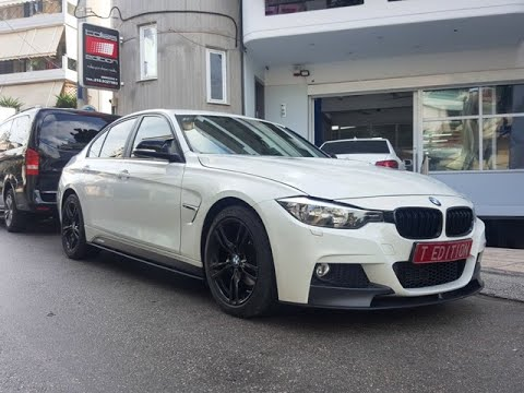 BMW 3 Series  F30 Type  Complete Body Kit M Performance Look By Tolias Edition