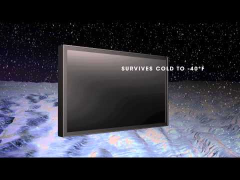 Ciil Xtreme Outdoor Displays by Peerless-AV