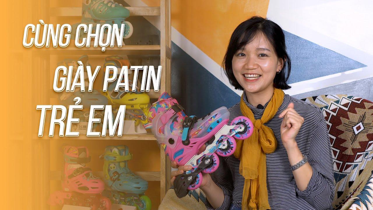 Chọn Giày Patin Hữu Ich Cho Trẻ Em – Top Giày Hot Nhất – Thegioipatin