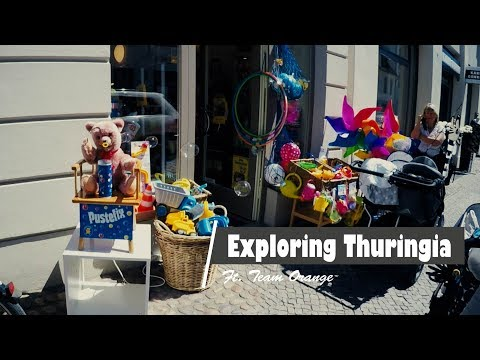 Exploring Thuringia, Germany