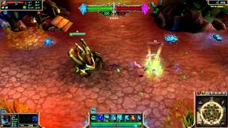 Totemic Maokai (2014 Update) League of Legends Skin Spotlight